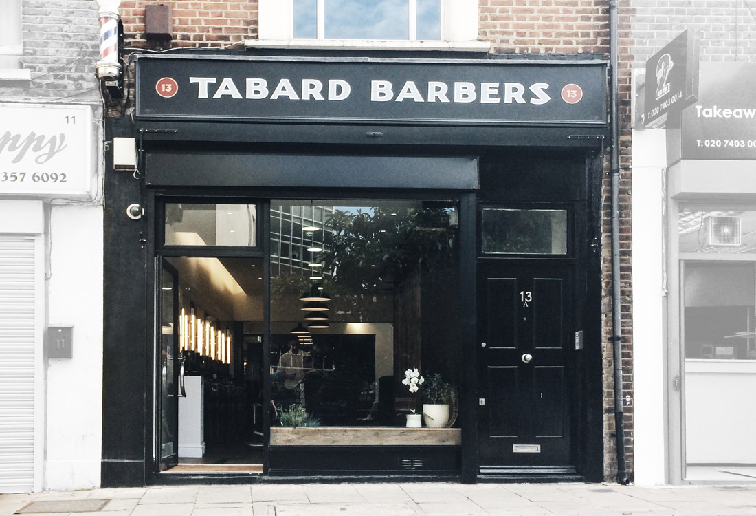 Tabard Barbers, the gentlemen's barber & women's hairdressing salon owned by Dasos Anastasis, is located in Tabard Street in the Borough. It has an interesting history and is one of the oldest family-owned businesses in SE1 and Southwark.