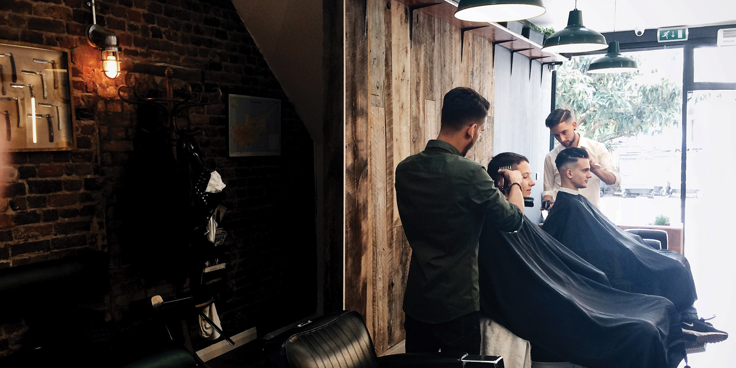 The best local barbers in SE1 since 1979